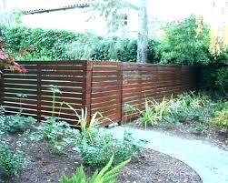 front yard fence modern artbakulev me