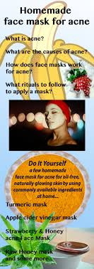 top 10 homemade face masks for acne