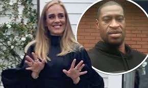 Adele breaks her silence to condemn the killing of George Floyd in rare  social media post | Daily Mail Online
