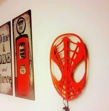 Spiderman Lamp Led Light Kidsroom Nightlight Wish
