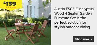 perfect solutions for outdoor dining