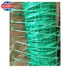 China Heavy Duty Green Plastic Garden Fence Farm Mesh Roll China Plastic Farm Mesh Green Garden Mesh