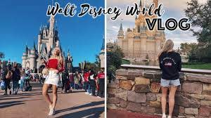 disney world vlog 2018 magic kingdom