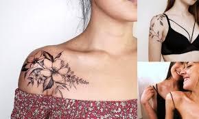 Najpiekniejsze Propozycje Na Tatuaz W Okolicy Ramienia 20