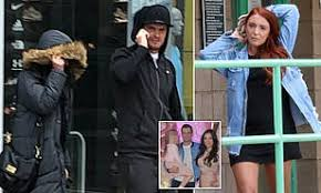Paedophile ex-footballer Adam Johnson shops with female who visited him in  jail last year | Daily Mail Online