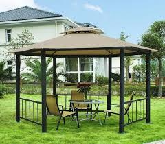gazebo ideas wood patio plans canopy