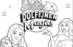 Kleurwedstrijd Barbie En Buurman Buurman Bioscoop Panningen