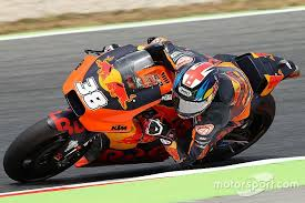 KTM's Bradley Smith in doubt for Barcelona MotoGP race