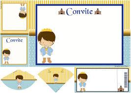 Principe Azul Invitaciones E Imprimibles Gratis Para Fiestas