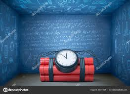 Image result for time bomb of pressure