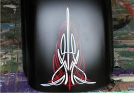 randy johnsen custom pinstriping