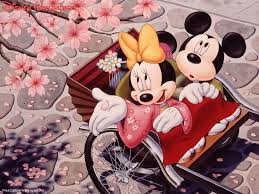 minnie mouse love wallpaper 07999 baltana
