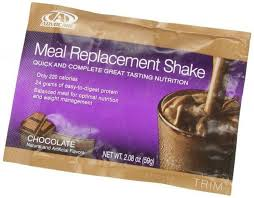 whey protein shake meal replacement