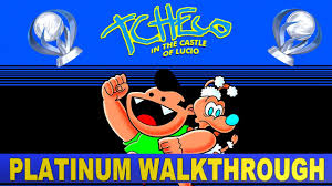 Tcheco in the Castle of Lucio - Download Game Nintendo