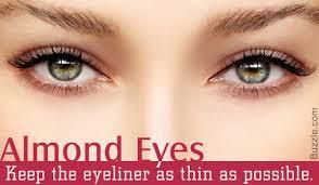 smart makeup tips for every eye shape