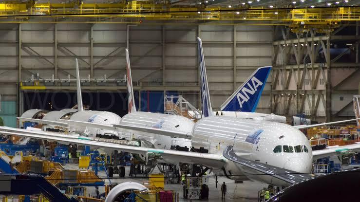 """Resultado de imagen para Boeing 787 assembly line"""""""