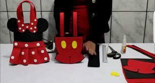 Cumple Mickey Mouse Souvenirs Y Bolsas Mickey Mouse Mochila