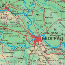 Резултат слика за geografska karta srbije