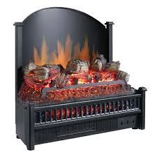 deluxe electric fireplace log set