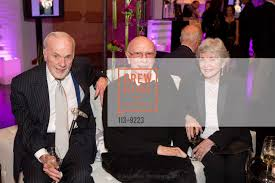 Jim Douglas with Byron Meyer and Jean Douglas