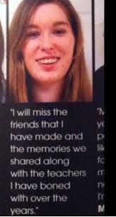sexual yearbook quotes rearfront