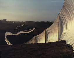Christo And Jeanne Claude On The Making Of The Running Fence Smithsonian American Art Museum