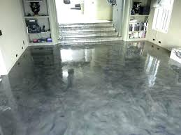 how to paint interior concrete floors
