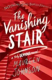 The Vanishing Stair (Truly Devious #2) – Maureen Johnson | aubrey ...