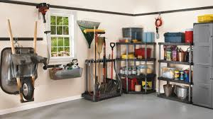 garden tool organizer rubbermaid tool