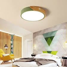 Eye Protection Fixtures Cartoon Aircraft Ceiling Lighting Kids Bedroom Led Lamp For Sale Online Ebay
