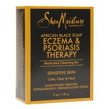 psoriasis therapy african black soap