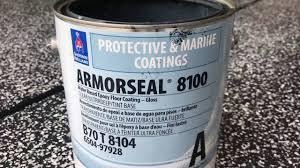 sherwin williams armorseal 8100