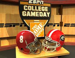 ESPN Gameday 2007 Georgia vs Alabama ...