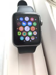 Apple Watch Sport - 1st Gen 42mm in KT6 ...