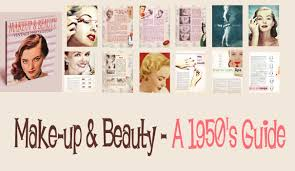 vine makeup guide vine 1950 s