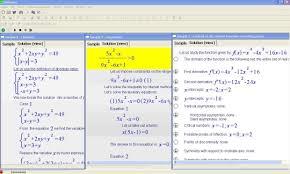universal math solver free