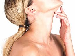 how to treat a pimple on your neck