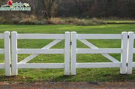 China 3 Rail Vinyl Horse Fence China Horse Fence Pvc Fence