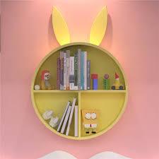Adorable Rabbit Shaped Floating Shelf Nursery Decor Shelf Bunny Wall Shelf Rabbit Bookshelf For Kids Room Decor Welcome To Esshelf