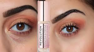 honest af makeup revolution conceal