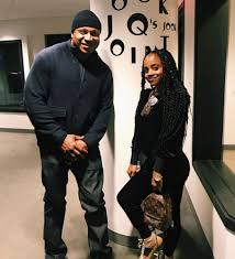 LL COOL J'S YOUNGEST DAUGHTER MAY HAVE A FUTURE IN MUSIC