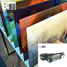 art glass uv printer equipment machine