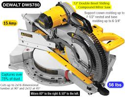 Dewalt Dws779 Vs Dws780 Miter Saw What Are The Differences