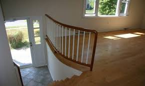 split level entryway foyers staircases