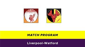 Liverpool-Watford: probabili formazioni, quote e dove vederla in TV