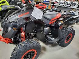 2020 Can Am Renegade X Xc 1000r Carbon Black Can Am Red For Sale In Lynchburg Va Atv Trader