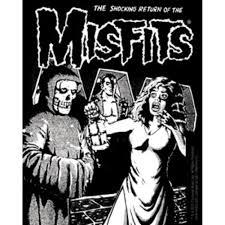 Misfits Return Of Sticker Rockmerch