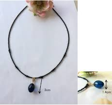 umber 14mm amber present onyx necklace