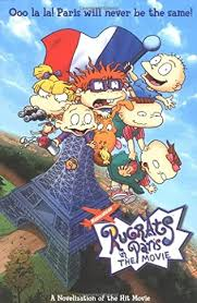 Rugrats in Paris (Rugrats) by Cathy East Dubowski and Cathy West