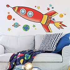 Roommates Rmk2619gm Wall Decal Multicolor Amazon Com